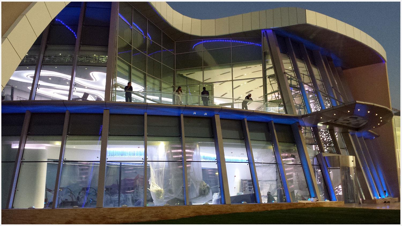The world's most advanced Altitude Chambers in Nad Al Sheba, Dubai, UAE