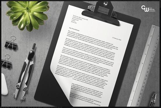 Greg Whyte - Letter to the Prime Minister - Altitude International - ALTD